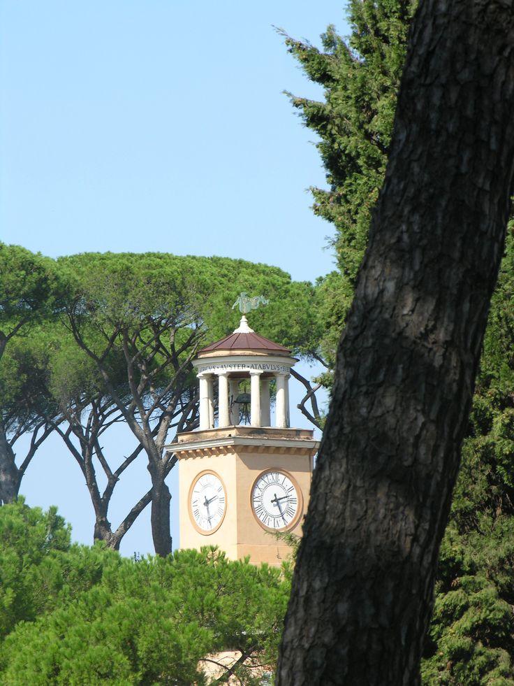 Villa Borghese: Vicino al Galoppatoio