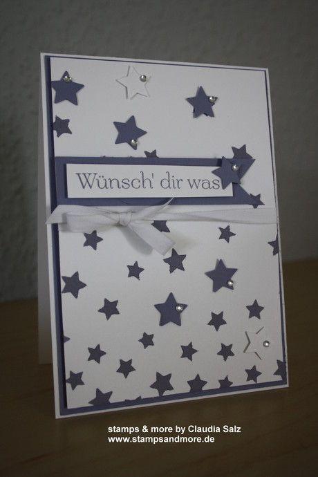 Karte - Wünsch' dir was