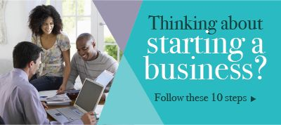 Read these 10 steps to starting a #smallbusiness from the U.S. Small Business Administration . Great, free resources for startups and #freelancers .  Visit http://www.flareapps.com and find out about our cloud accounting software that will help save you time and manage business finances once you do get your business up and running.