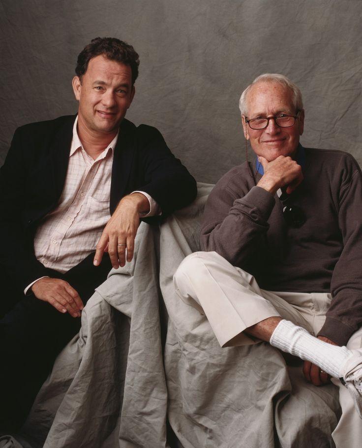 Paul Newman + Tom Hanks