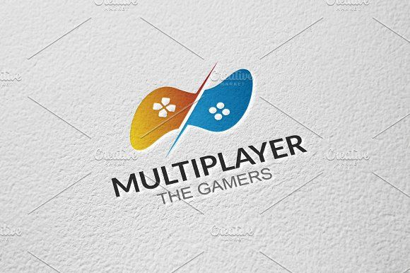 Multiplayer Game by GoldenCreative on @creativemarket