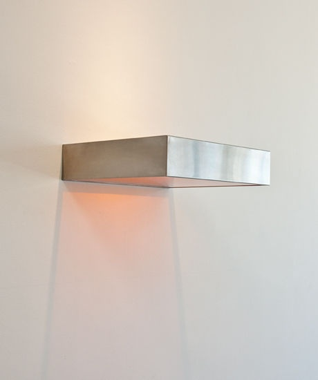 Donald judd single stack 1966 69 via for Donald judd stack 1972