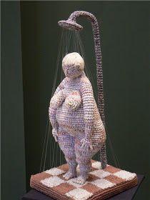 crochet knit unlimited: Crazy crochet: flying fatties