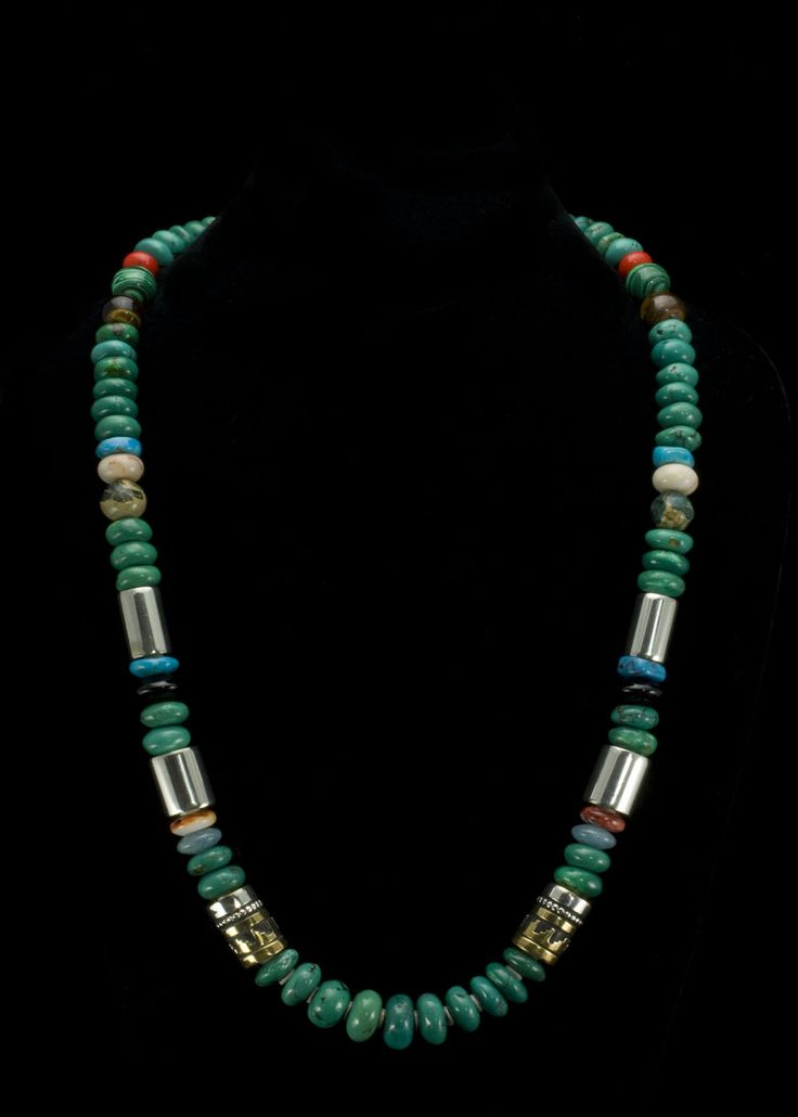 Tommy Singer Spiny Oyster Necklace