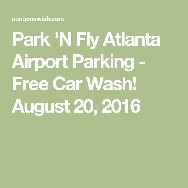 Park 'N Fly is the leader in affordable offsite airport parking. Provides customers with an easy way to save time and beat airport hassles. In addition, many of their lots offer special services like car washes, oil changes, pet boarding and much more.
