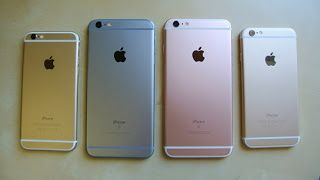 OfficialTrendNews: iPhone 7 Will Continue With the iPhone 6s Colour V...