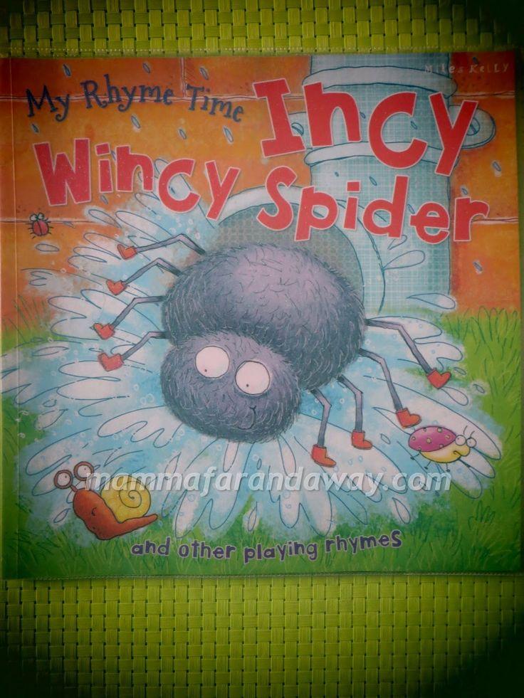 Un bel libro delle canzoni in inglese per bambini