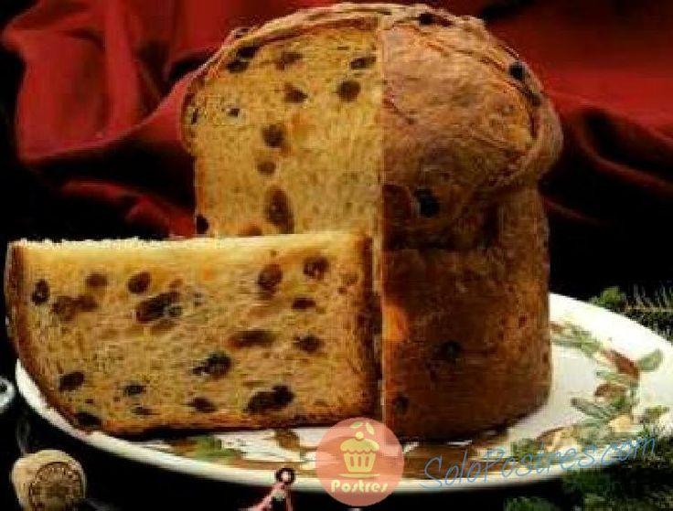 Pan dulce en microondas