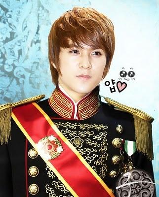 Dongwoon, Beast's Prince