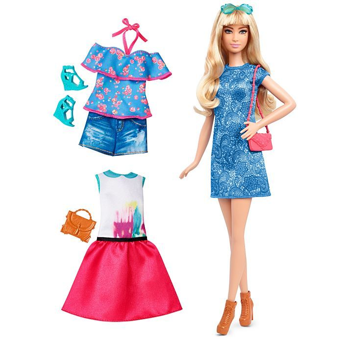 classic styles footwear sale usa online Barbie® Fashionistas™ 43 Lacey Blue Doll & Fashion - Tall ...