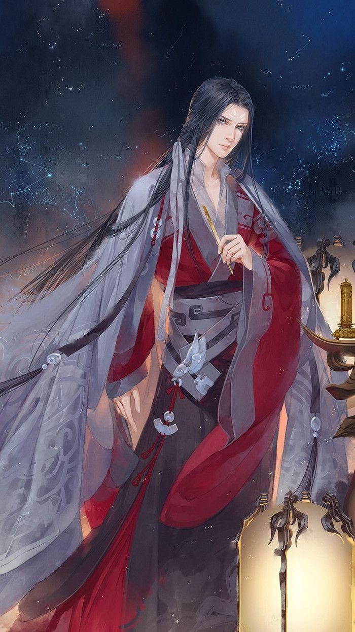 High Fantasy Novels Anime Cosplay Mi