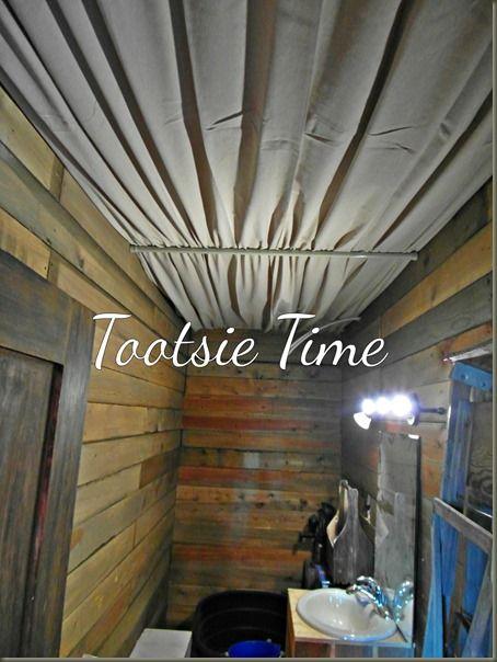 drop cloth ceiling http://www.tootsietime.com/2013/11/if-walls-of-this-old-house-could-tell_24.html