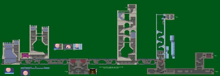 Castle Corridor A
