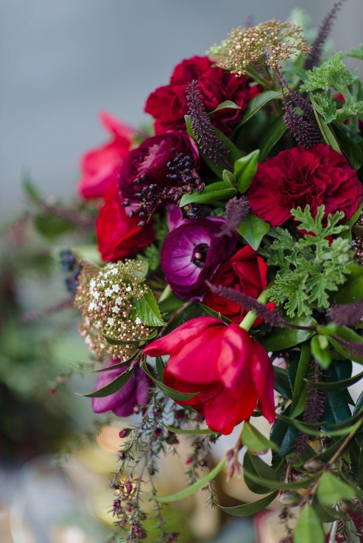 An Urban Secret Garden – Stunning Autumn Wedding Inspiration