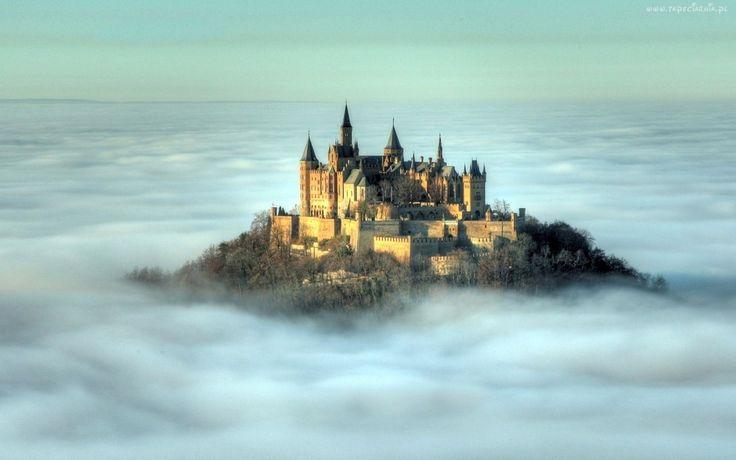 Niemcy, Zamek, Świt