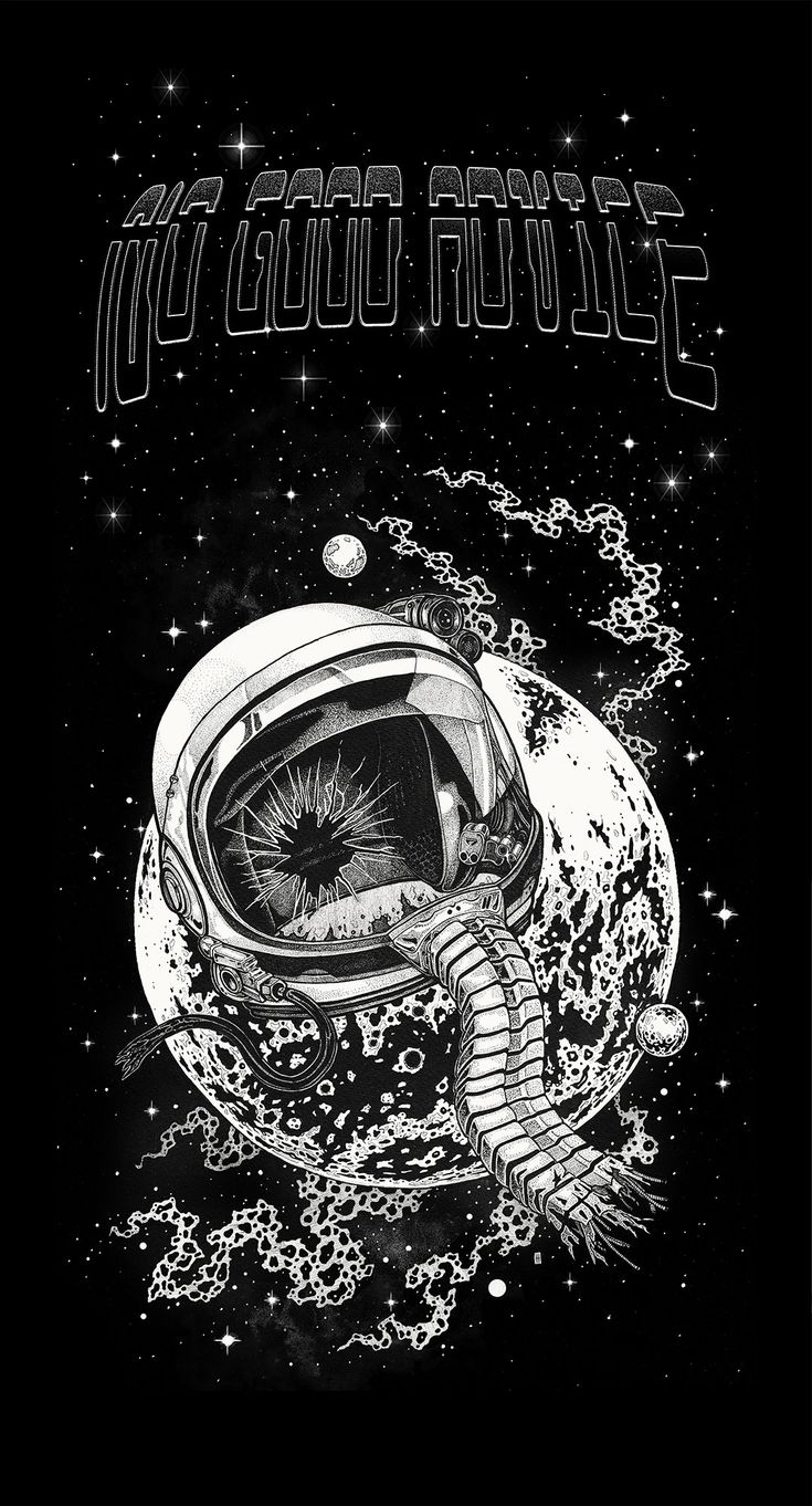 No Good Advice - poster art - ink https://www.behance.net/gallery/33690284/No-Good-Advice-band-merch-design  #ink #illustration #poster #mihaimanescu #art