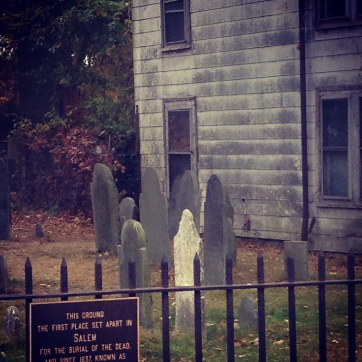 #Salem #Halloween #Spooky #Witches #Witchcraft #Haunted
