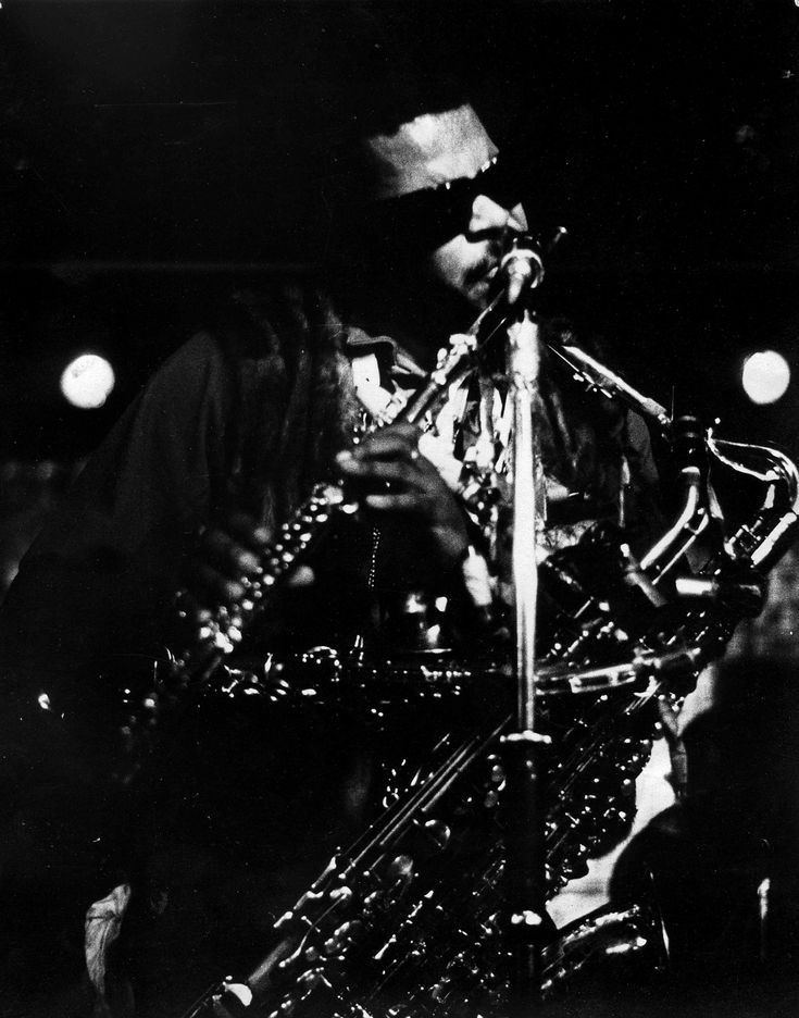 """Rahsaan Roland Kirk"" @ All About Jazz photo gallery. View more jazz photos by Uploader Unknown"