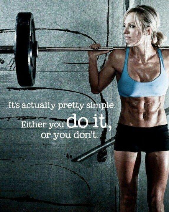 Motivation from oxygen magazine ♥