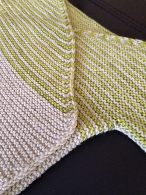 La maille lisière ... tout un programme. Certains la tricotent et d'autres pas, certains la glissent en début de rang, d'autres en fin de rang. Elle donne de belles finitions et permet une couture plus aisée puisqu'on repère mieux les mailles, celles...