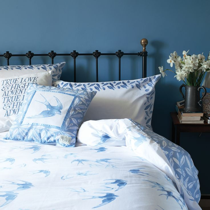 I really want this Emma Bridgewater duvet cover when it launches on 11th September.