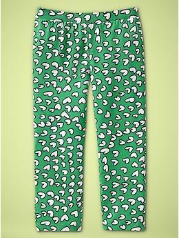 DVF ♥ GapKids capri leggings