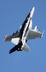 RAAF air show at Pearce airbase. Super Hornets. WAN-0003197 © WestPix PHOTOGRAPH BY SHARON SMITH