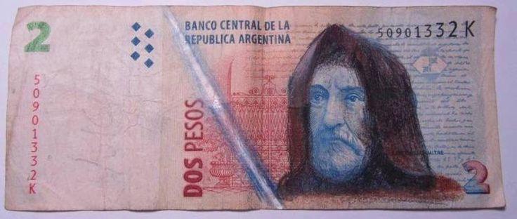 Resultado de imagen para impresion de billetes de 100 pesos argentinos