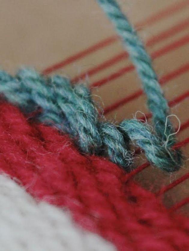 Basic Weaving Techniques