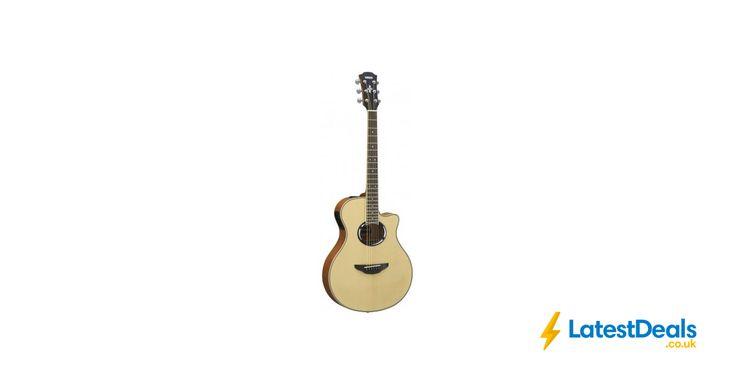 Yamaha Apx 500 Iii Natural Semi Acoustic, £199 at Kennysmusic
