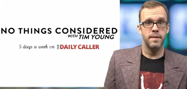 """CNN had a rough weekend. First their host who ate human brains lost his mind on Twitter. All that and more on Tim Young's nightly show """"No Things Considered.""""    WATCH      """"No Things Considered"""""""
