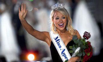 Miss Arkansas Savvy Shields Crowned Miss America 2017 | Huffington Post