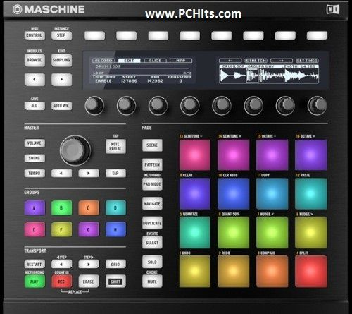 Native Instruments Maschine 2.6.5 Crack Mac create tight rhythms, harmonies and melodies in moments with MASCHINE the groundbreaking instrument