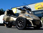 CAN AM SPYDER RTS 1330 2017 goldwing 1800 990 rt s