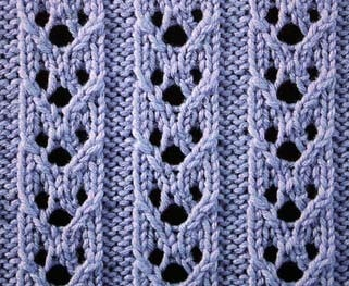 Hoops's Rib Stitch.
