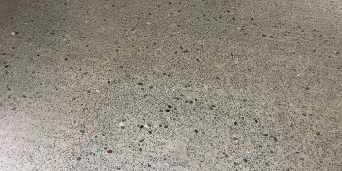 How much does a polished concrete floor cost?