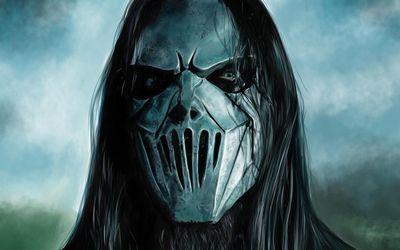 Mick Thomson - Slipknot wallpaper