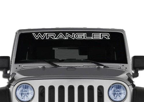 Best Artfire Windshield Banner Decals Images On Pinterest - Custom windo decals for jeepsjeep hood decals and stickers custom and replica jeep decals now