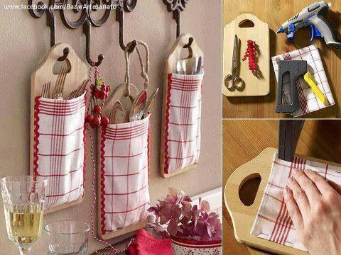 Wonderful Kitchen Craft   You Need To Get Those Hooks With The Gooey Sticky Stuff To  Hang