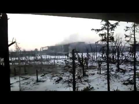 Ukraine War ~ Latest footage from Russians attacking Terminal 1