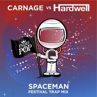 Hardwell - Spaceman (Carnage Festival Trap Remix) by Dj Carnage on SoundCloud