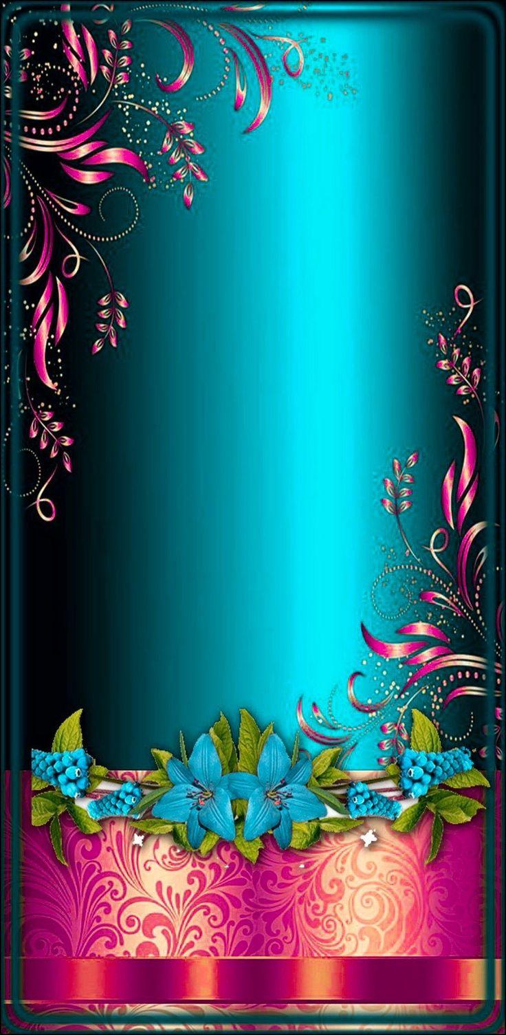 "Pin by Shala Watson on ""Elegant Wallpaper Blue"