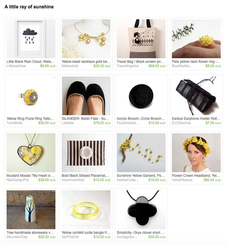 A little ray of sunshine by Kelly on Etsy