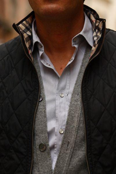 Burb.  Just a hint.: Fashion Men, Winter Layered, Fall Style, Burberry Jackets, Men Stuff, Guys Style, Men Style, Men Fashion, Style Guide