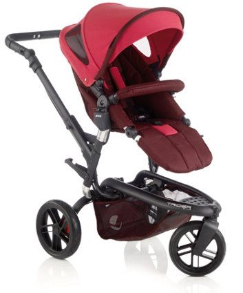 Jané Trider Pushchair + Accessories - Flame