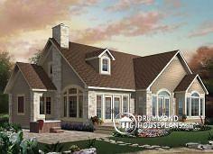 House plan W2694A by drummondhouseplans.com