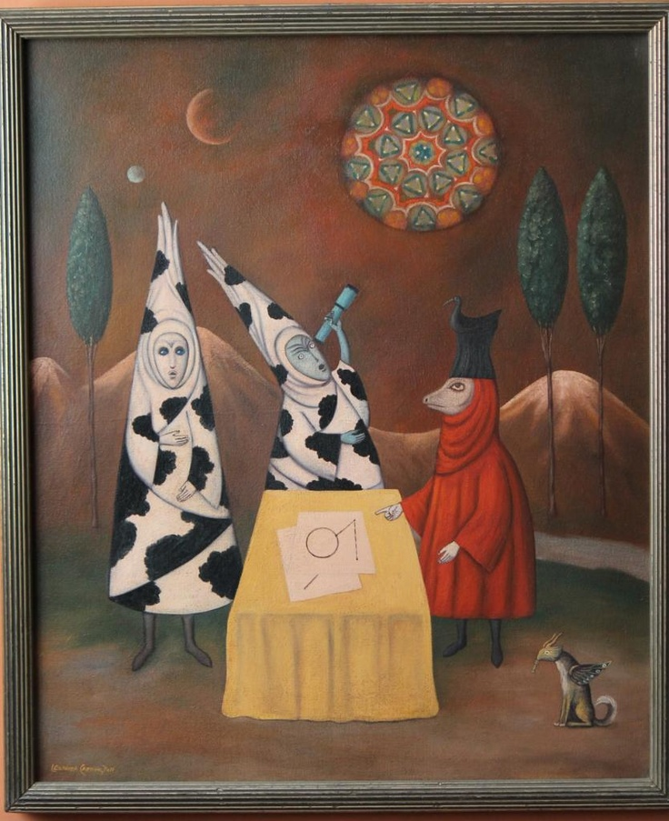 Leonora Carrington via ebay - I wish!!!!