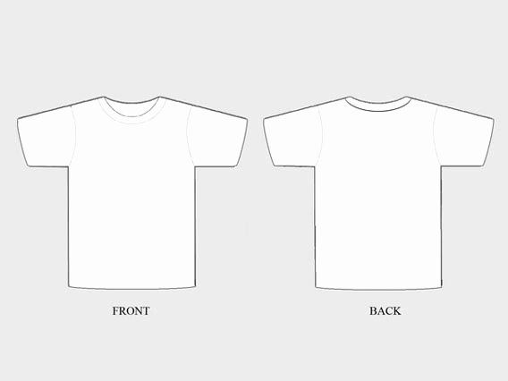 Download Blank Tshirt Template New 41 Blank T Shirt Vector Templates Free To Download Peterainsworth Shirt Template Blank T Shirts Tshirt Template
