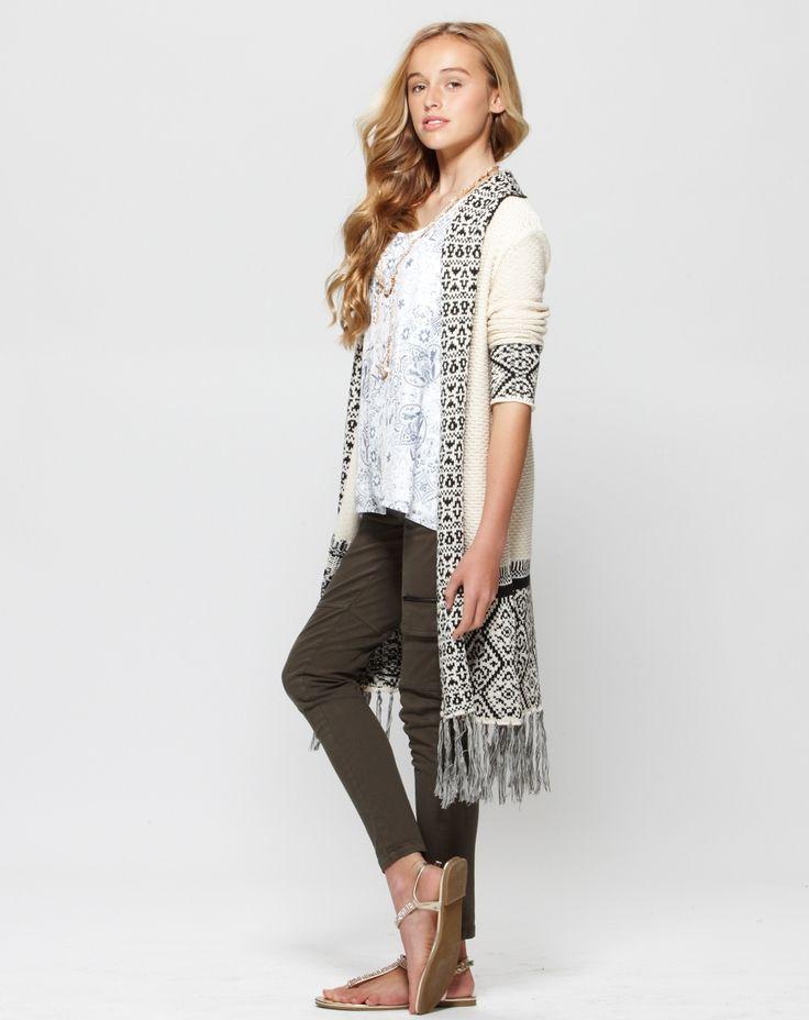 Marcia Knit