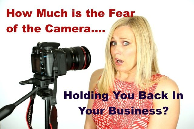 How many more opportunities could you attract to you if you were fearless & confident on camera? #tashzuvela #fearlessoncamera